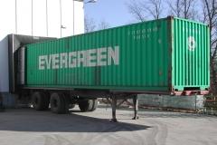Spazio per stazionamento Container