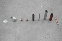 Metalli - campionature per test