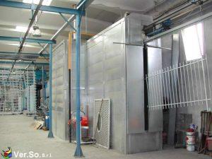 Forni automatici di polimerizzazione ad aria forzata